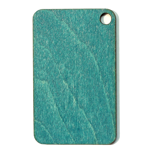 Introducing Turquoise Stain