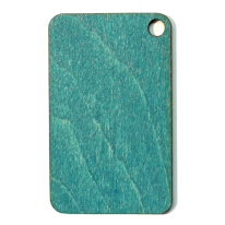 Dust Furniture's Turquoise Stain Color
